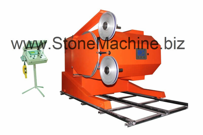 Diamond-Wire-Saw-Machine