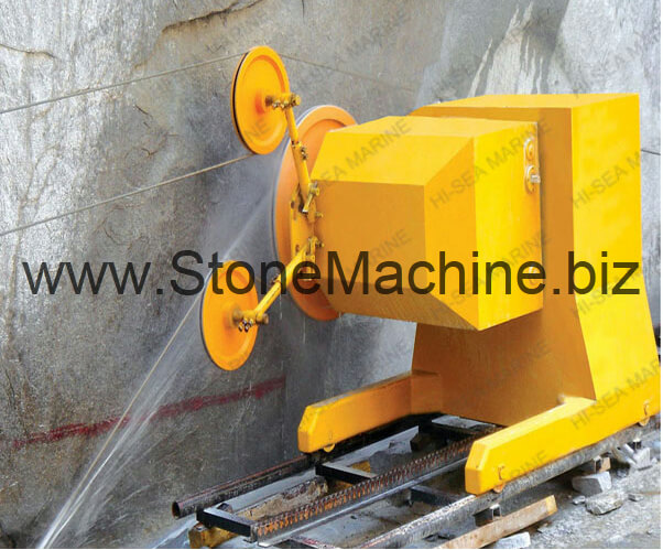 quarry-wire-saw-machine