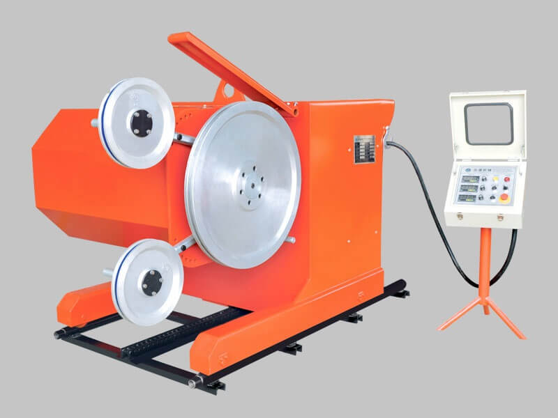 Diamond Wire Saw Machine | MosCut Stone Machine